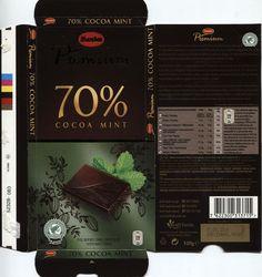 Marabou, Premium, full bodied dark chocolate with mint crisps, 100g, 17.09.2013, Kraft Foods Sverige, Sweden