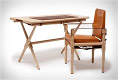 Campaign Furniture Collection | By Ghurka