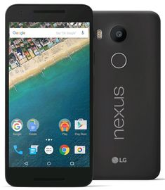 Amazon.com: LG Nexus 5X H790 Unlocked Smartphone for all GSM + CDMA Carriers (AT&T, T-Mobile, Verizon, Sprint) w/ 4G LTE & 12MP Camera (Certified Refurbished): Cell Phones & Accessories