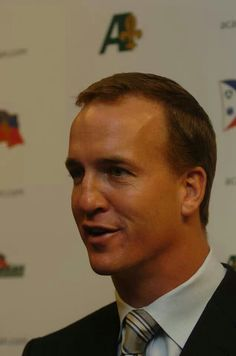 Peyton Manning ~leader, role model and future husband one day!!!