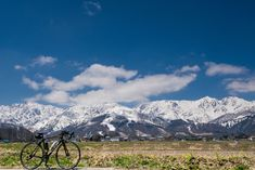 It is now spring in Hakuba mountain range – japan.cycling-ex.com