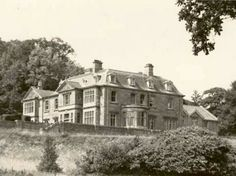 Lydia Beynon maternity home, Newport (now site of the Celtic Manor Hotel and Resort) Cymru, Cardiff, South Wales, Homeland, Hotels And Resorts, Old Photos, Nursing, Celtic, Past
