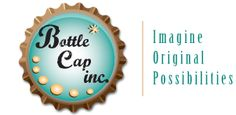 More intended for retailers but some of the products may inspire bottlecap crafters.
