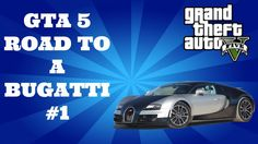 "GTA 5 Online - Road To A Bugatti #1 - ""ONLY GOT A SHOTGUN"" (GTA V Online)"