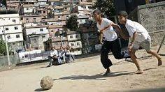 Diversão na favela - Rio de Janeiro Slums
