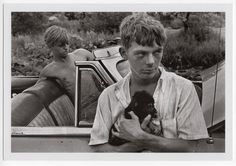 Danny Lyon. Knoxville Tennessee 1967 Offset bichromie imprimeur. USA