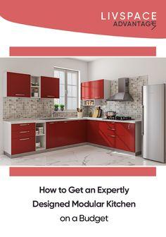 Modular Kitchens Design Livspace Interior Design For S Collection Of 100 Kitchen Design Ideas In 2020