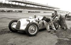 Auto Union Type-C Vanderbilt Cup Race 1937