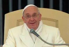 """VIDEO: Laicos deben estar allí donde """"se decide el futuro"""", dice el Papa"""
