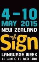 New Zealand Sign Language Week / National events and the NZC / Curriculum resources / Kia ora - NZ Curriculum Online