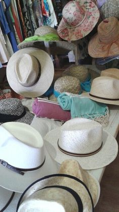 Hats in my shop