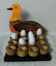 Porta huevos ..Q 45.00