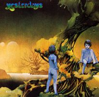 """Yesterdays"" - Yes Album cover - by Roger Dean"