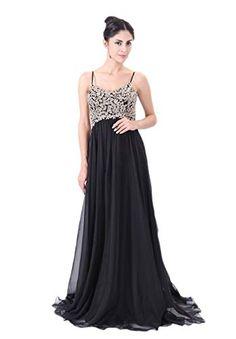 COROLA DIOSA Women's Sundress Evening Gowns Advanced Customization Formal Party Dress Size 2 4 6 8 10 US Black (6) Women's Evening Dresses, Prom Dresses, Formal Dresses, Party Dress, Size 2, Black, Fashion, Dresses For Formal, Moda