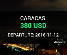 Flight from Dallas to Caracas by Avia #travel #ticket #flight #deals   BOOK NOW >>>