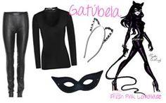 Disfraz Gatubela, #Halloween