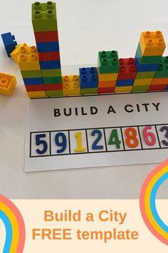 Kindergarten Math Activities, Counting Activities, Preschool Learning Activities, Toddler Activities, Preschool Activities, Math Math, Math Games For Preschoolers, Preschool Art Display, Diy Educational Toys For Toddlers
