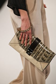 Fall 2012 New York Fashion Week — Shoes and Bags Photo 1