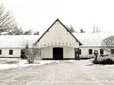 Die Villa Bogensee, der ehemalige Landsitz von Joseph Goebbels steht seit Jahren leer.