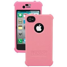 Trident Pink Perseus Silicone Case for Apple iPhone 4 / 4S