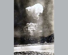 Rare photo of A-Bomb cloud found in Hiroshima