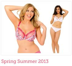 Curvy Kate Lingerie Collections