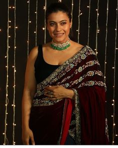 Kajol Looks Graceful As Ever As She Shines In Manish Malhotra Saree At Priyanka Nick's Reception - HungryBoo Call/ WhatsApp for Purchase inqury : Blonde Actresses, Black Actresses, Female Actresses, Indian Actresses, Young Actresses, Bollywood Actress Hot Photos, Beautiful Bollywood Actress, Bollywood Fashion, Beautiful Actresses
