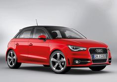 Audi A1 Sportback five-door confirmed.  European photographers have also captured S and RS variants in the garage near Audi's HQ.  Currently 185 hp is confirmed in the production 5 door, and 300+ hp engines have been rumored ot be in testing on the RS model.  No pricing has been confirmed, but £20000 models have been targeted to Audi UK dealers.