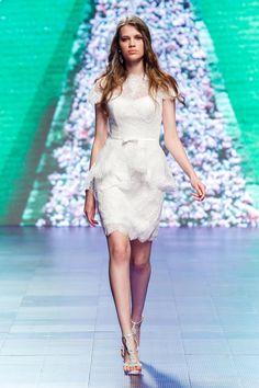 Nicole Spose - One of  12 Short Dresses for the Alternative Bride  - ELLE.com (=)