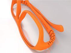 3D Printed Glasses : Steve by VirtualTryOn_fr