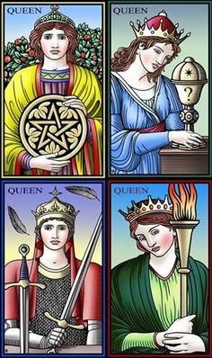 Robert Place's photo. Tarot of the Sevenfold Mystery