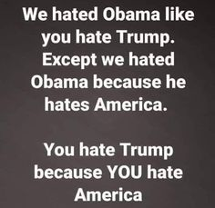44 vs 45 February 17 2019 at Stupid People, We The People, Truth Hurts, It Hurts, Liberal Hypocrisy, Let That Sink In, Conservative Politics, Founding Fathers, Common Sense