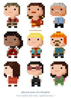 pixel art games - Pesquisa Google