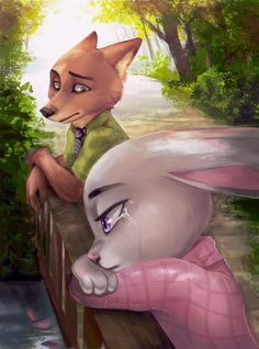 http://kastraz.deviantart.com/art/Zootopia-In-and-Out-of-Love-620367818
