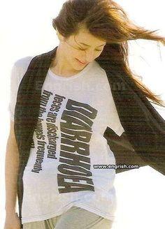 画像 : 日本語に訳したらビックリ(*_*)恥ずかしくて変な【英語字Tシャツ】画像集 - NAVER まとめ