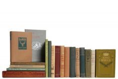 Vintage Wilderness Stories Book Set, S/18 - $339.00
