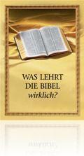 Bücher und Zeitschriften rund um die Bibel, herausgegeben von Jehovas Zeugen