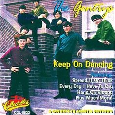 Rock ~ The Gentrys = Keep on Dancing: Golden Classics - 1996