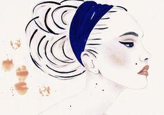 .: Kornelia Dębosz Fashion Illustrations
