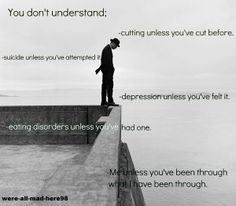 You don't understand. High Clouds, Share Care, Emotional Rollercoaster, Quotes About Everything, Borderline Personality Disorder, Kind Person, Sad Life, My Struggle, Social Anxiety