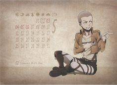 Shingeki no Kyojin Conny Springer wallpaper background Armin, Eren X Mikasa, Attack On Titan Funny, Attack On Titan Anime, Connie Springer, Eruri, Teen Titans Go, Anime Characters, Fictional Characters