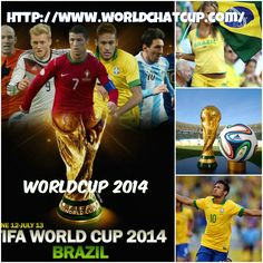 http://www.worldchatcup.com/ Fifa worldcup 2014 reaches to its end. This is perfect time for fans to support their favorite team in worldcup 2014. FIFA worldcup 2014 Brazil mobile app helps to get all updates regularly.