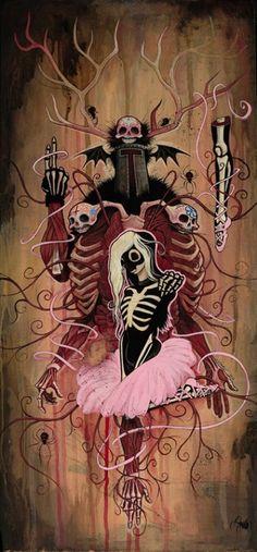 Gris Grimly #art #artwork #artist