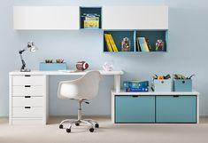 mesas y escritorios para habitaciones juveniles de muebles Asoral
