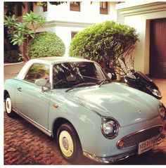 The perfect Nissan figaro