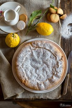 The Tuscan rice pudding tart of my childhood - Juls' Kitchen Shortcrust Pastry, Plum Cake, Baking Tins, Antipasto, Carne, Finger Food, Cake Decorating, Healthy Recipes, Yummy Recipes