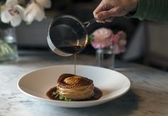 Josephine Perry and Rockpool talent run this French-inspired bistro. Brunch Spots, French Restaurants, Mediterranean Recipes, Chocolate Lovers, Restaurant Recipes, Places To Eat, Sydney, Food And Drink, Top
