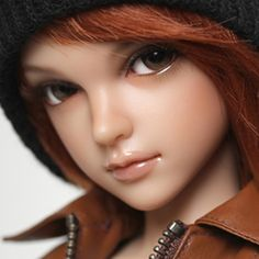 Ball jointed Doll Total Shop :::Iplehouse.net:: she looks so real