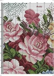 This Pin was discovered by Yel Cross Stitch Boards, Cross Stitch Heart, Cross Stitch Flowers, Cross Stitching, Cross Stitch Embroidery, Free Cross Stitch Charts, Cross Stitch Designs, Cross Stitch Patterns, Bane