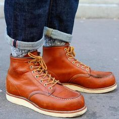 f04507f4dff Red Wing Shoes 9142 Genuine Handsewn Boot. £209  redwing ...